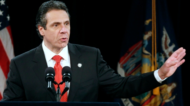 New York Gov. Andrew Cuomo Proposes Assault Weapons Ban in State of State