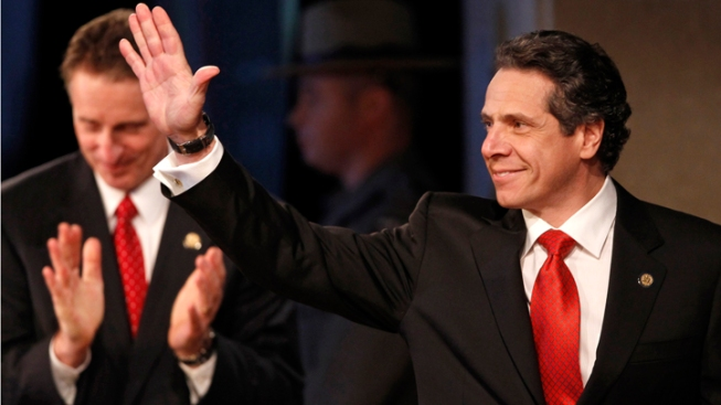 Cuomo Says He Won't Fuel Presidential Talk