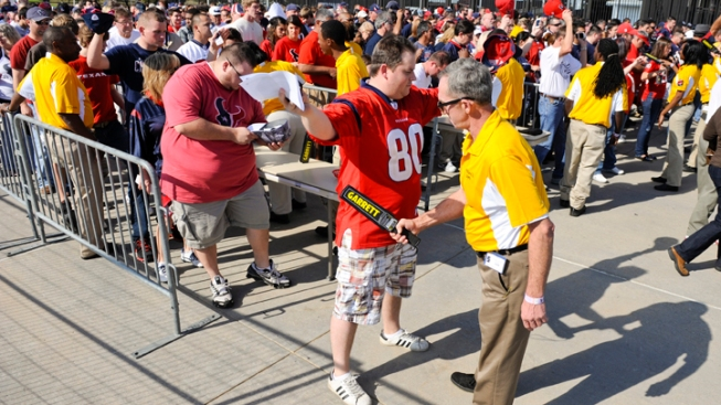 NFL to Limit Bags Brought into Stadiums