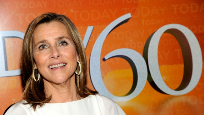 Meredith Vieira to Host Daily Talk Show in 2014