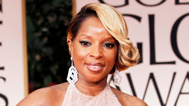 Mary J. Blige Faces $3.4M Federal Tax Lien in NJ