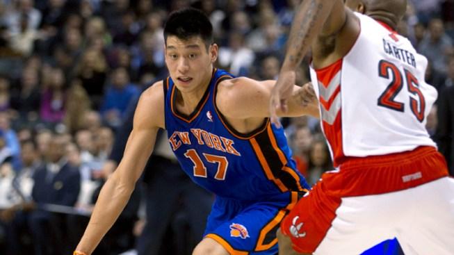 """Obama """"Very Impressed"""" by Knicks' Jeremy Lin"""