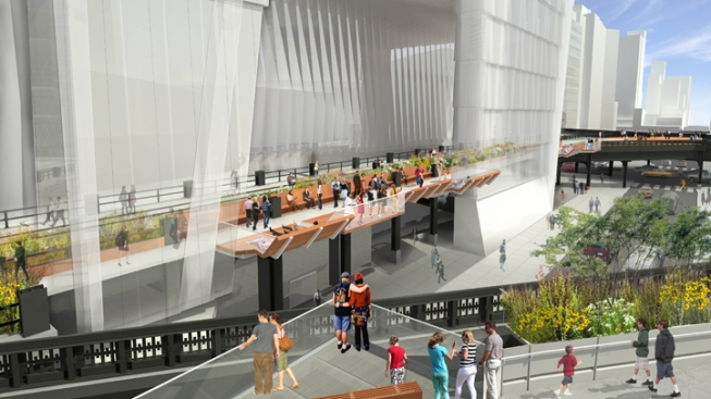 Design Plans for High Line's Final Section Unveiled