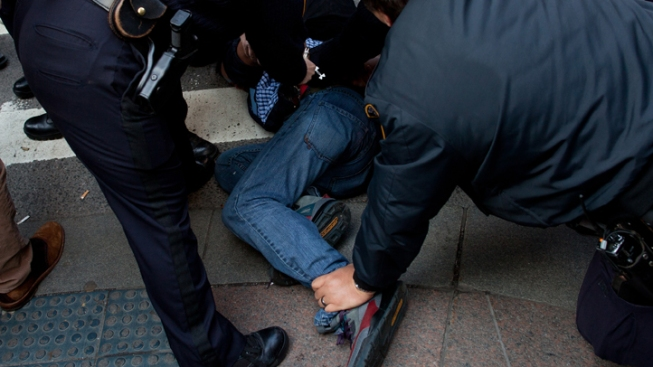 Occupy Protesters Vow Spring Surge After Weekend Arrests