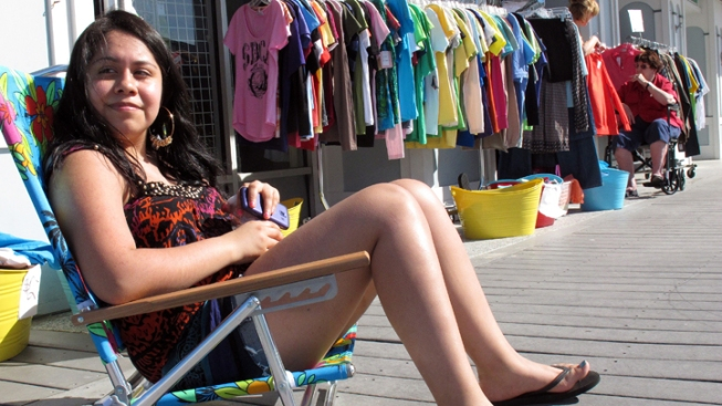 Warm Weather Has NJ Beachfront Businesses Back in Black