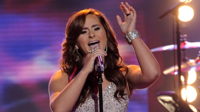 "Skylar Laine Gets the Boot on ""Idol"""