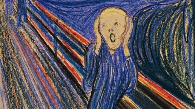 "Munch's ""The Scream"" Going on View at MoMA"