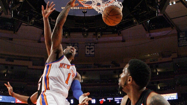 Knicks Keep Season Alive With Game 4 Win