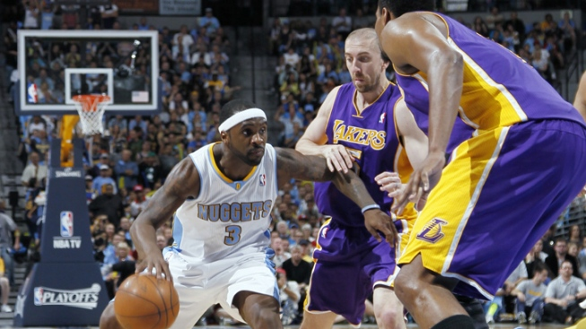 Nuggets Beat Lakers 113-96