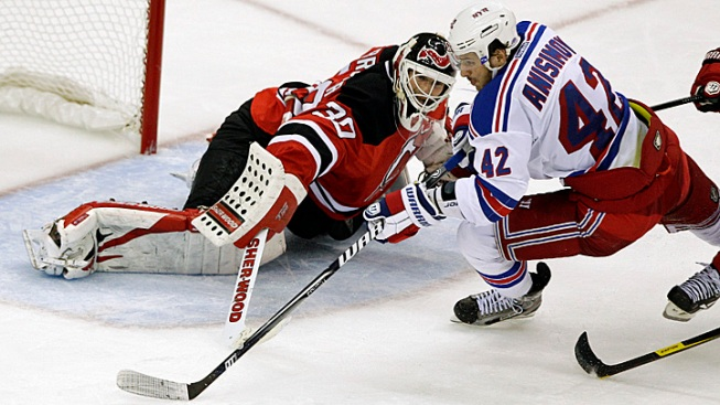 Devils Head to Finals with OT Win Over Rangers