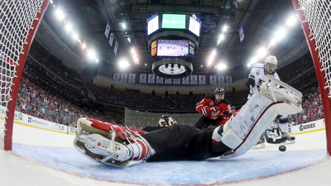 Devils Fall to Kings in OT of Stanley Cup Finals Game 1