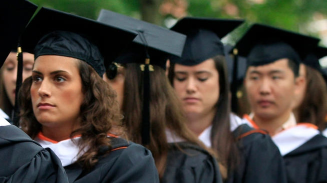 Princeton Alum Defends Op-Ed Piece Urging Women to Marry