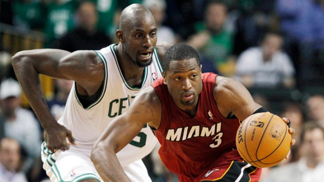 LeBron James Leads Heat to 98-79 Victory Over Celtics