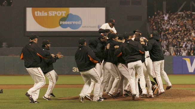Matt Cain Throws First Perfect Game in Giants History