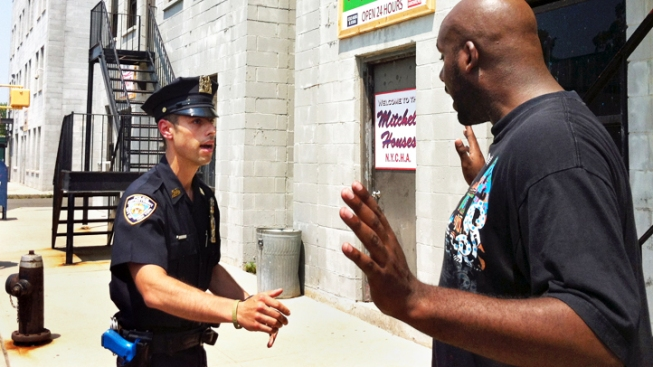 NAACP Head: Even Some NYPD Oppose Street Stops