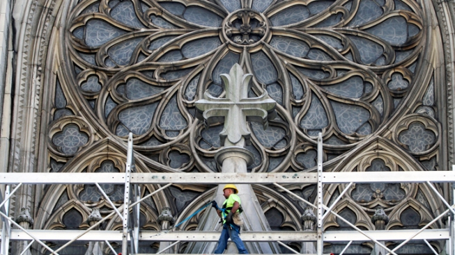 St. Patrick's Cathedral to Get $177M Restoration