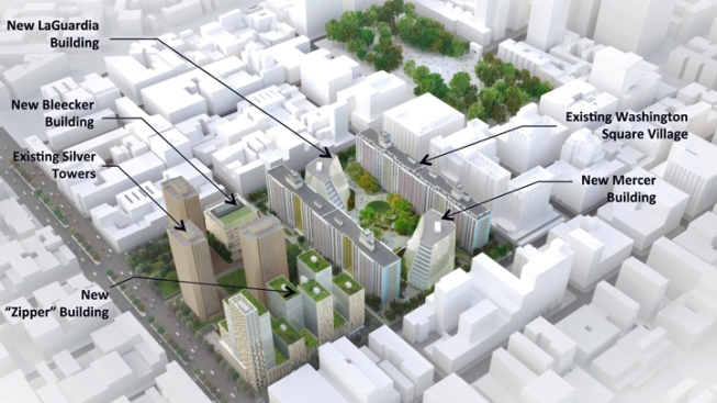 Judge OKs NYU Expansion Plan