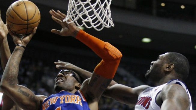 Knicks Prove They Aren't Better Without Melo