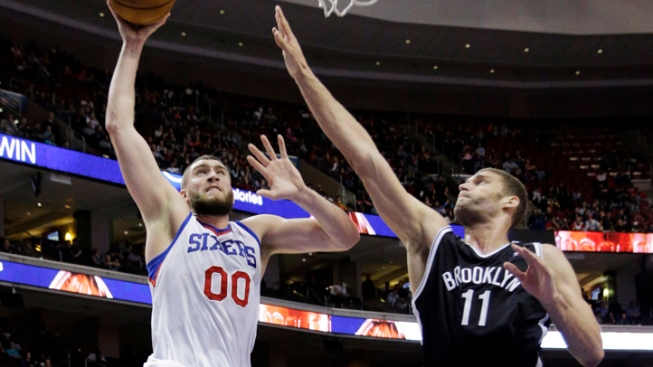 Nets Falls to 76ers 106-97