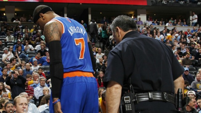 Insult, Injury and the Knicks Teetering on the Brink