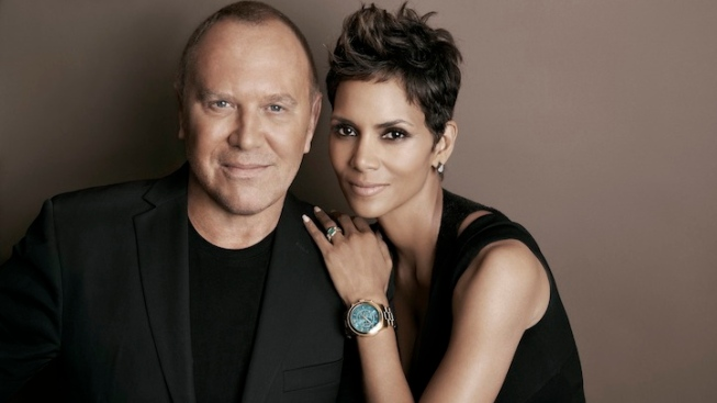 Halle Berry, Michael Kors Launch Watch Hunger Stop
