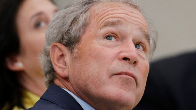 "George W. Bush: I ""Really Don't"" Miss Being President"