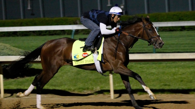 Verrazano Leads Jam-Packed Kentucky Derby Field