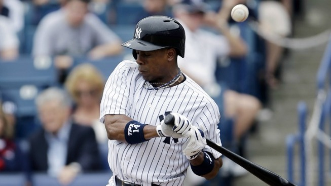 Curtis Granderson Injury Creates Power Outage