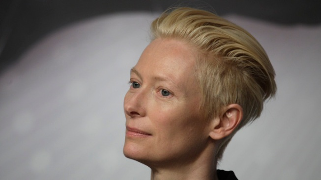 Tilda Swinton Brings Erudite Vampires to Cannes
