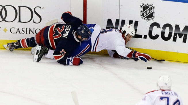 Rangers Fall to Canadiens 3-1