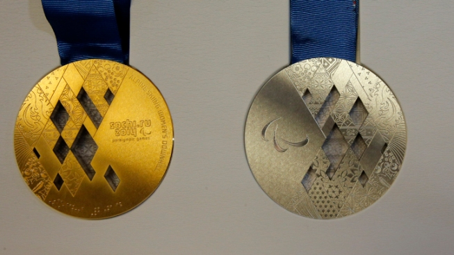 Sochi Unveils Medals for 2014 Winter Olympics