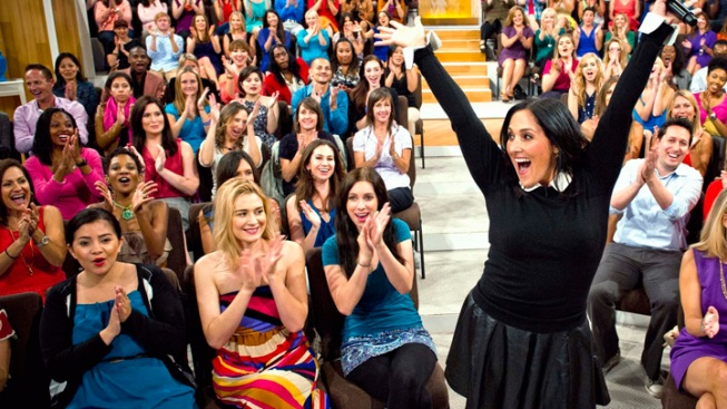 Ricki Lake Brings Updated Talk Show, Life to TV