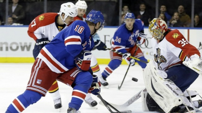 The Rangers Fall Off the Wagon