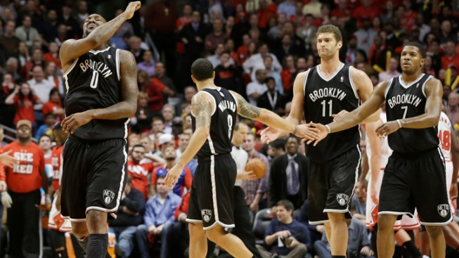 Nets Fall to Bulls 99-93 in Game 7, Season Over