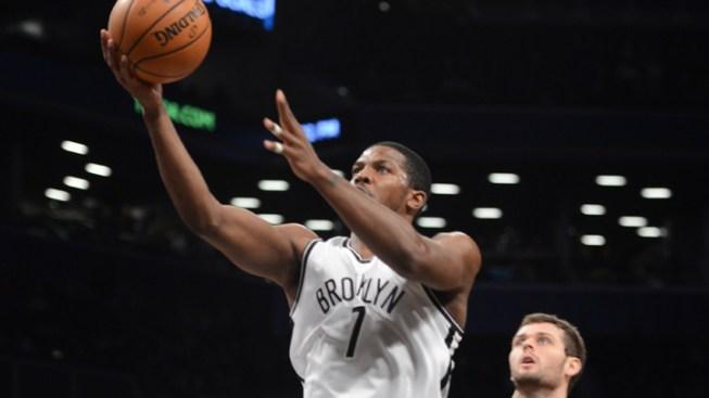 Johnson Helps Nets Beat Trail Blazers 98-85