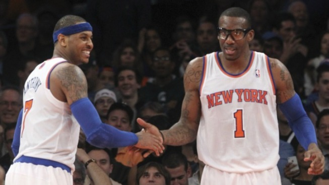 The Rise and Rise of Amar'e Stoudemire