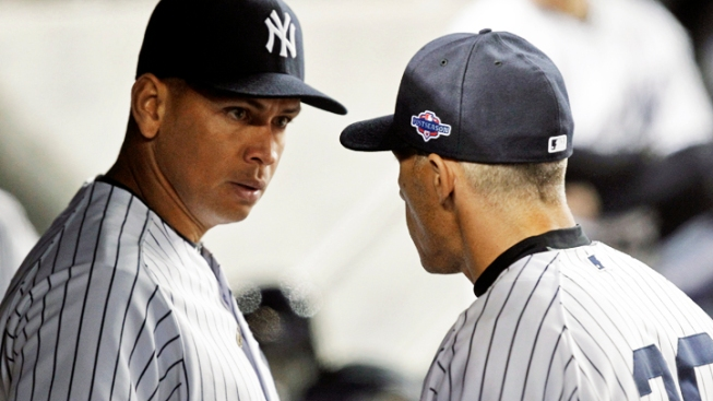 A-Rod's October Brings Snub Seen 'Round the World