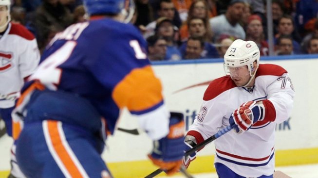 Islanders Fall to Canadiens 5-2
