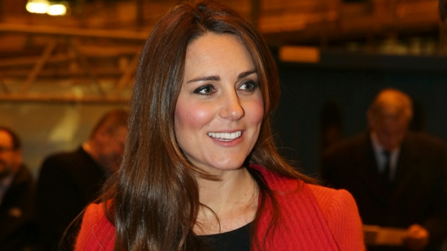 "Pregnant Duchess Kate Says Due Date Is Mid-July, but ""Babies Have Their Own Agenda"""
