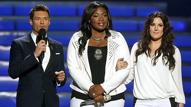 "Candice Glover Wins ""American Idol"""