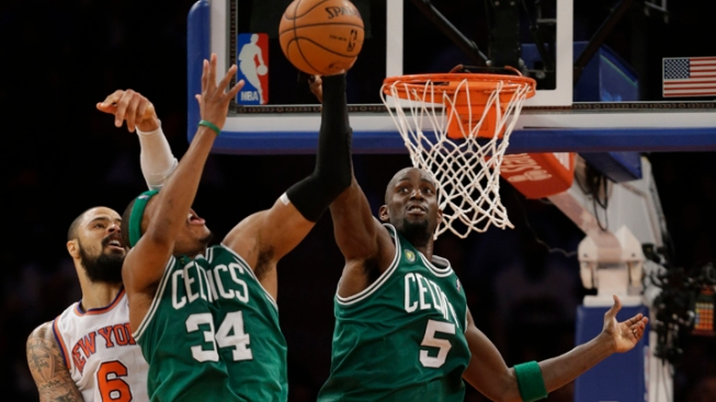 Nets to Acquire Celtics' Kevin Garnett, Paul Pierce in Blockbuster Deal: AP