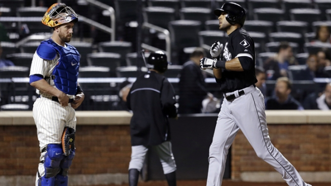 Mets Fall to White Sox 6-3