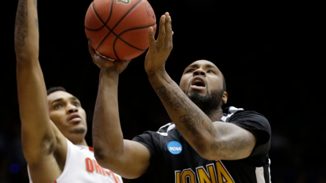 Roughed Up by Ohio State, Iona Gaels Fall 95-70