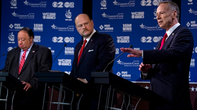 GOP Candidates Don't Differ Much in NYC Mayoral Debate