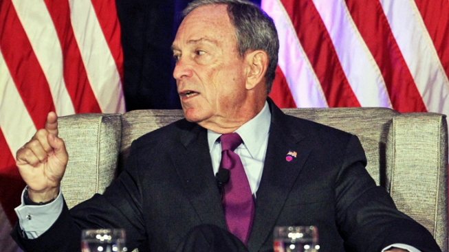Bloomberg Keeping Mum on Presidential Pick