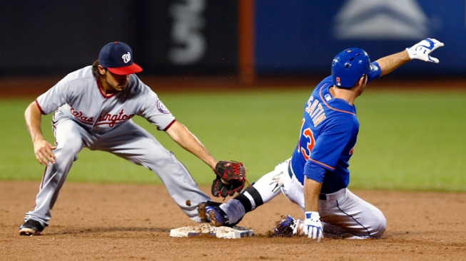 Mets Lose 6-4 After Nationals Rally