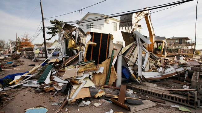 NY Gets $27 Million to Hire Sandy Cleanup Workers