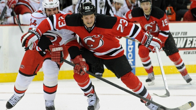 Devils' 5-Game Win Streak Broken at Home by Hurricanes