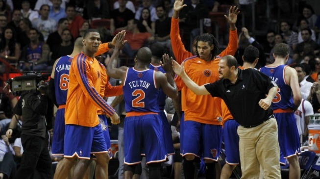The Knicks Season Gets Better and Better