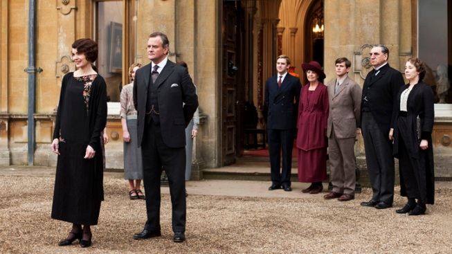 "Comings and Goings at ""Downton Abbey"" Next Season"
